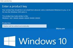 Jenis Lisensi Windows 10 dan Cara Membeli Lisensi Windows 10