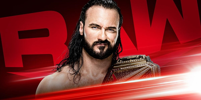 WWE RAW Results - August 24, 2020
