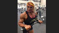 So here are 7 powerful female muscle building tips