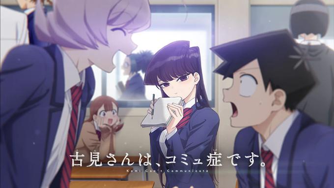 Descargar Komi-san wa, Comyushou desu. [01/??] [Sub Español] [HD] [Mega] [Mediafire] [720p] [1080p]