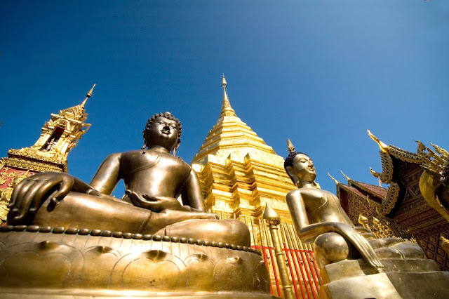 Chiang Mai, Wat Phra That Doi Suthep, Tourism Authority of Thailand, Copyright 2007