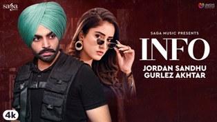 INFO Lyrics - Jordan Sandhu & Gurlej Akhtar