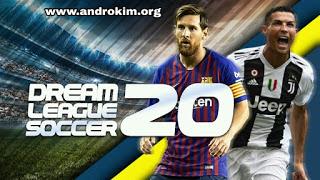 تحميل لعبة Dream League 2020 الجديدة  مجانا للاندرويد كن أنت الأول من يحملها