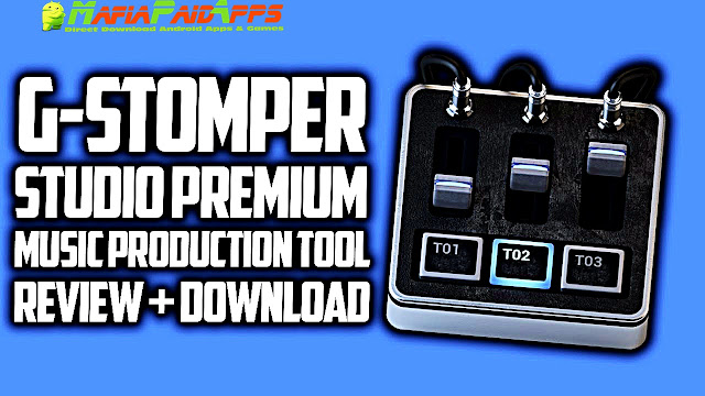 G-Stomper Studio Premium Apk MafiaPaidApps