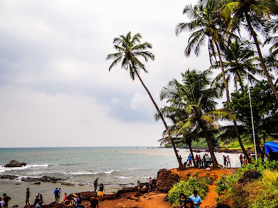 My Goa Travel story