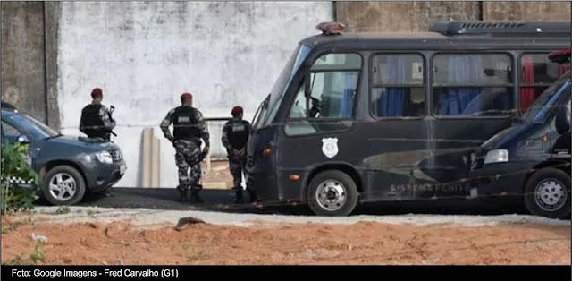 GOE e Força-Tarefa Federal retomam Alcaçuz