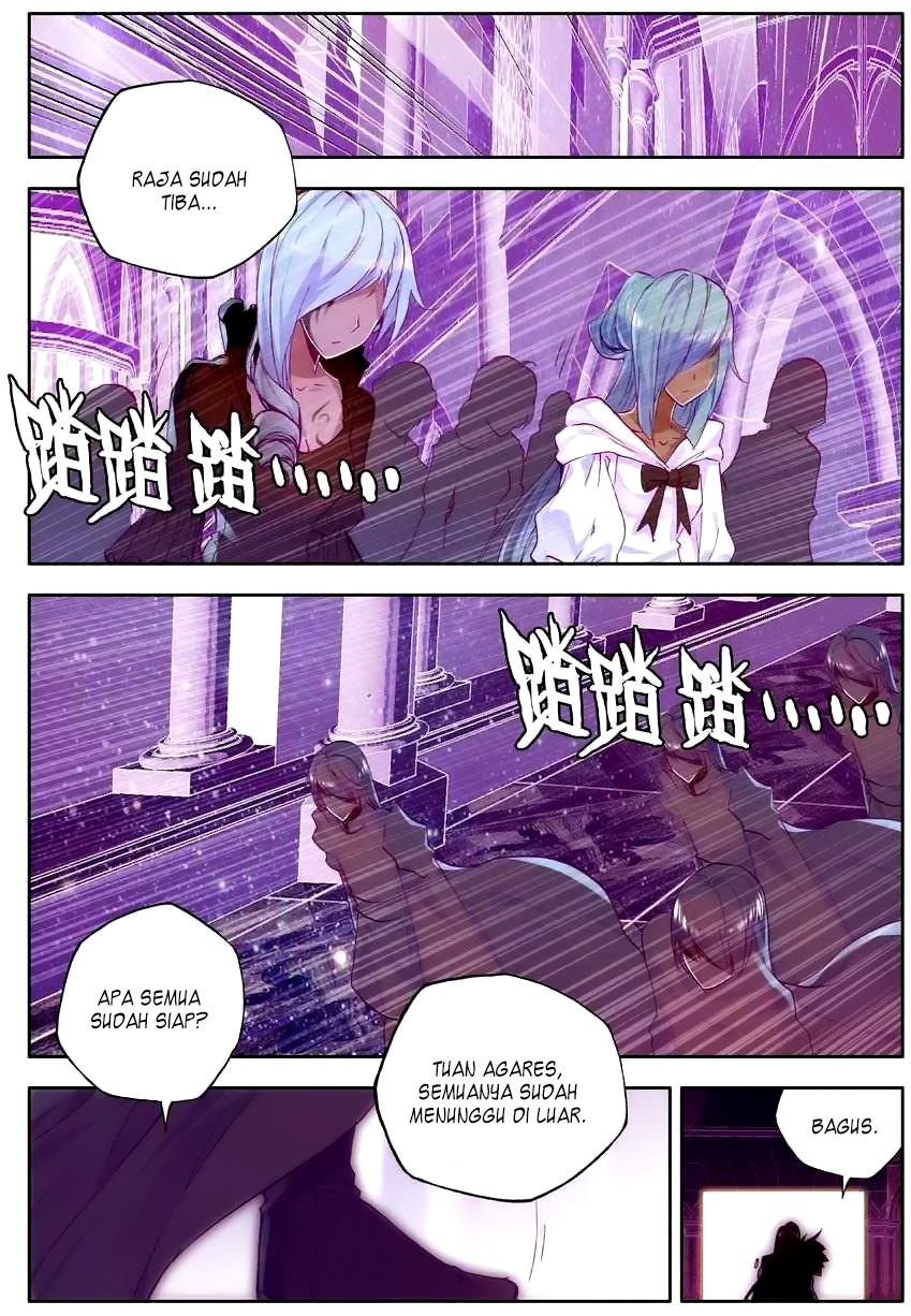 Shen Yin Wang Zuo Chapter 112