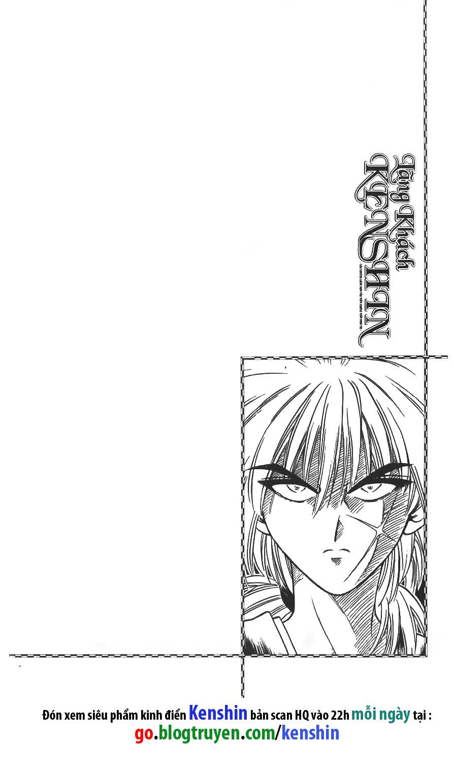 Rurouni Kenshin chap 13 trang 1