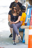 Priyanka Chopra looks super cute shooting her new Movie in Hollywood ~  Exclusive Celebrities Galleries 008.jpg