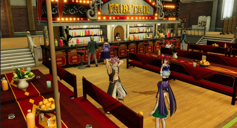 Fairy Tail PC Full