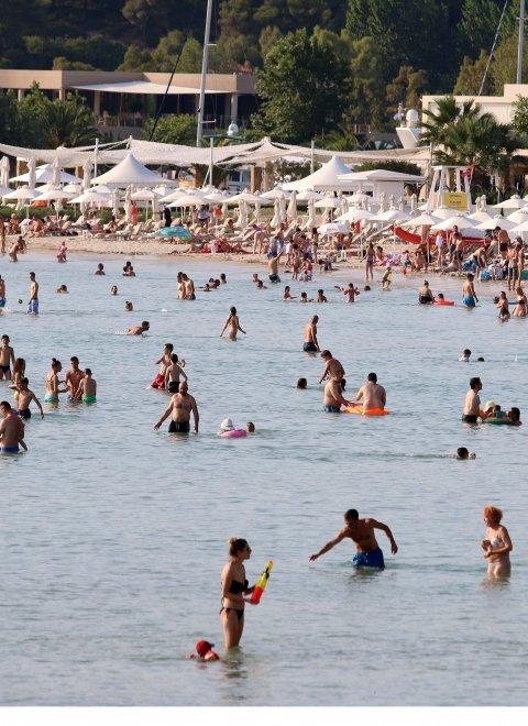 Όργιο φοροδιαφυγής από Βαλκάνιους στη Χαλκιδική