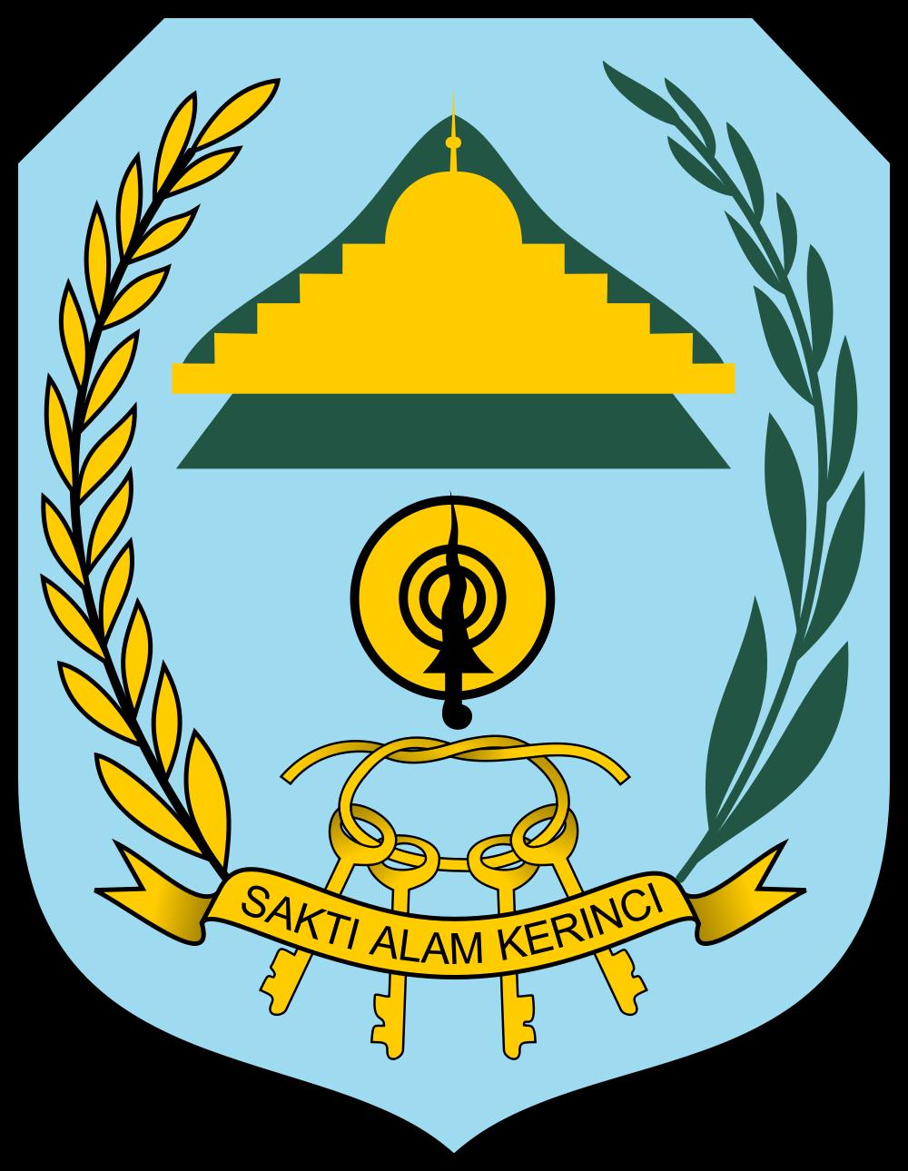 Logo Kabupaten Dan Kota Di Provinsi Jambi Masharist Com