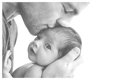 Tutorial Lucu Memotret Anak Bayi