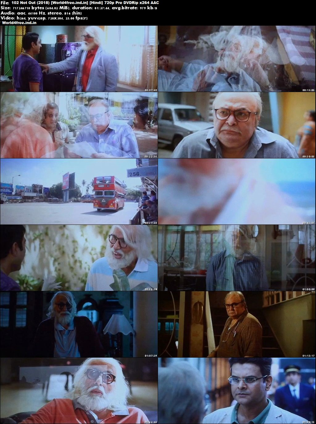102 Not Out 2018 world4free.ind.in Full Hindi Movie Download World4free