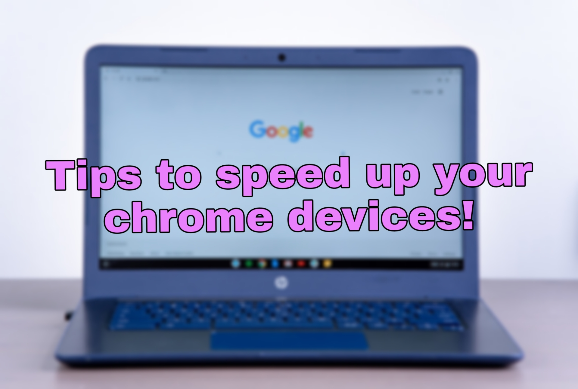 Chrome OS is not running smoothly in Windows 10? Tips to clean up Chrome OS