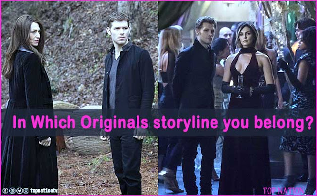 The Originals: in Which Storyline Do You Belong?