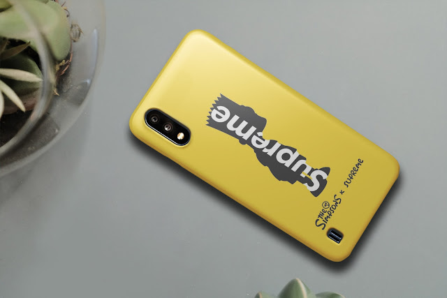 Mockup Custom Case 3D SAMSUNG A01 Gratis