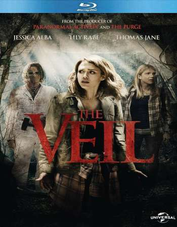 The Veil 2016 English 300MB BRRip 480p