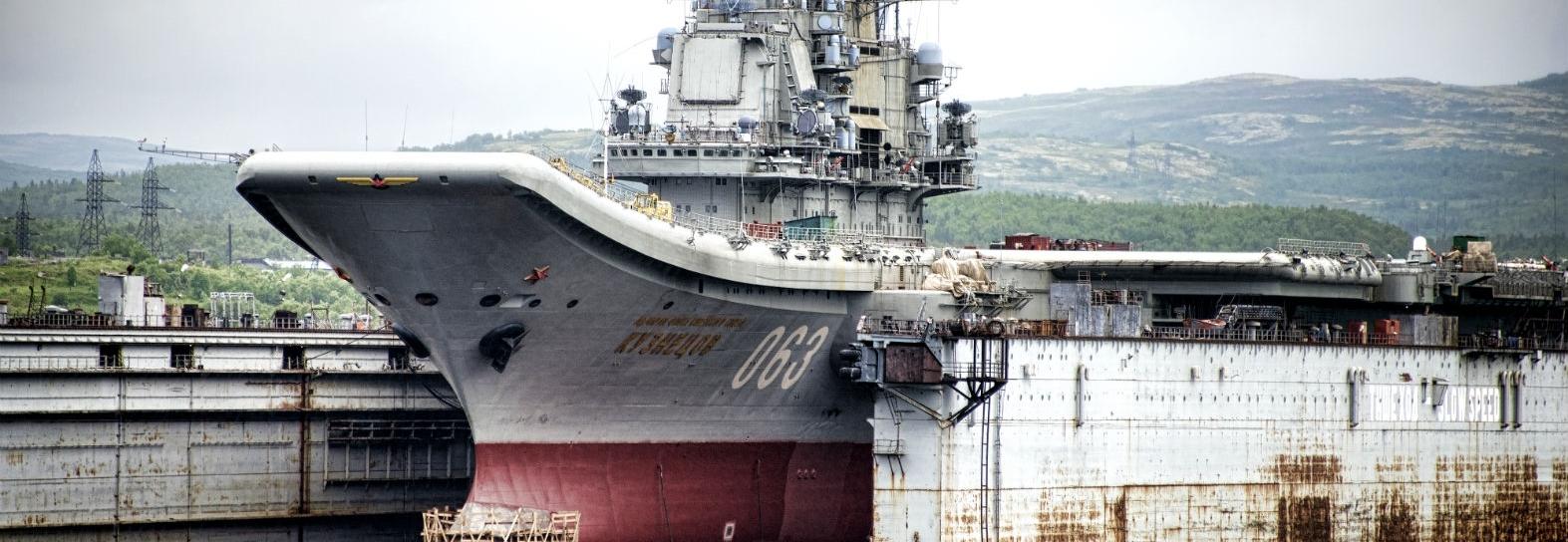 Російський флот найбільше загрожує сам собі