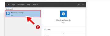 Cara Update Windows Defender di Windows 10