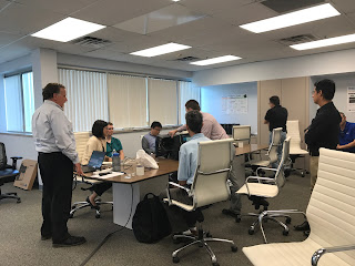 Students gain first-hand experience in Automotive Ethernet protocol testing