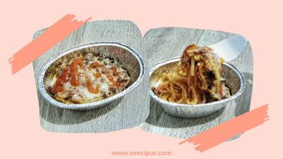Spaghetti Panggang