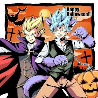 sự kiện halloween ngọc rồng online 2020