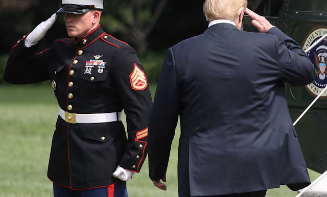 Trump Signs Massive Defense Bill: Biggest Pay Raise For Soldiers In Nine Years