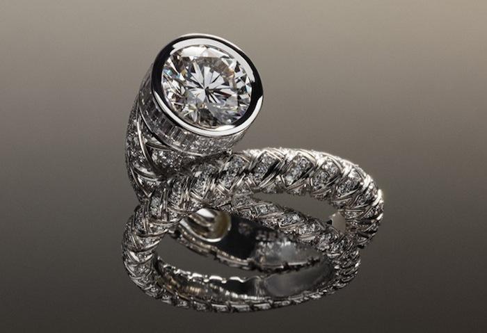 e06eab11594 Dhuif  Hermés lança nova coleção de joias