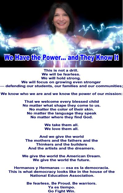 Teachers Union Leader We Wont Work With >> Big Education Ape Neara17 Teachers Union Leader We Won T Work