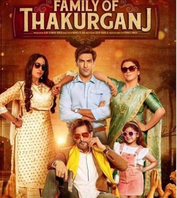 FAMILY OF THAKURGANJ (2019)'s 720P PREDVD RIP X264 1.2GB AAC