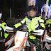 5 Jenderal Pimpin Patroli Malam Pam Pemilu Kota Medan