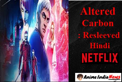 Best Anime Movies in Hindi Dubbed on Netflix