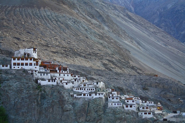 Diskit Monastery, Best Places to visit in Ladakh