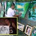 Poor artist who showcase artwork at the sidewalk in Iloilo city secures online buyers