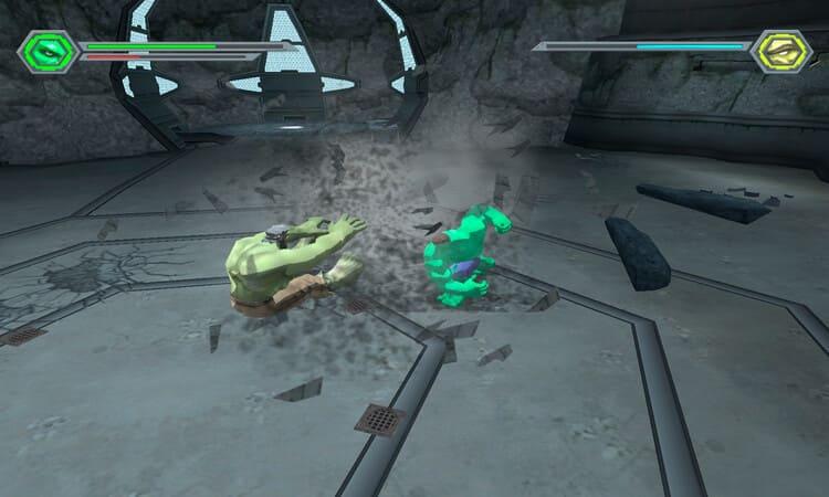 لعبة hulk