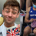 Tom Daley went viral as he knits while watching Olympic springboard final