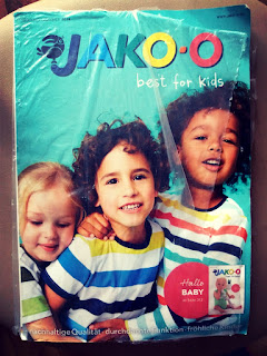 Немецкий журнал Jako-o