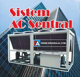 Komponen AC Sentral (Central AC)