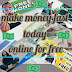 Make money fast today online for free   I need money desperately   How to make money in one hour   how to make quick money in one day online