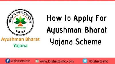Ayushman Bharat Yojana Scheme