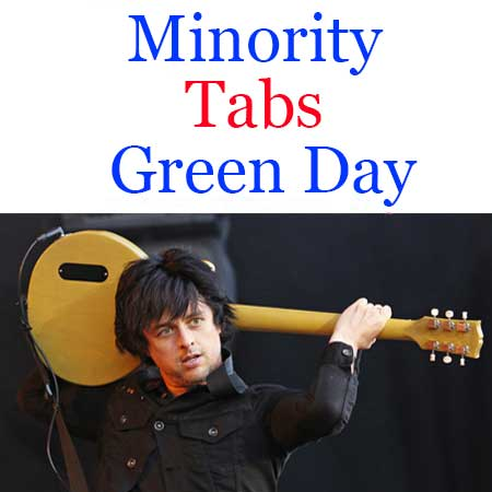 minority tabs green day how to play minority on guitar tabs sheet online. Black Bedroom Furniture Sets. Home Design Ideas