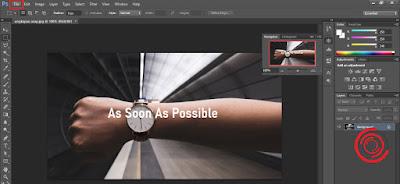 1. Setelah selesai melakukan proses editing langsung saja kamu tekan menu File