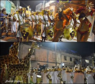 Desfile de Llamadas 2017 Montevideo Uruguay Unicandó