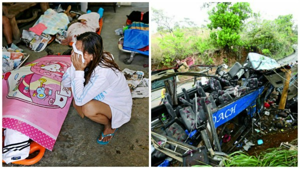 Survivors, families of victims of Tanay bus accident share harrowing experience
