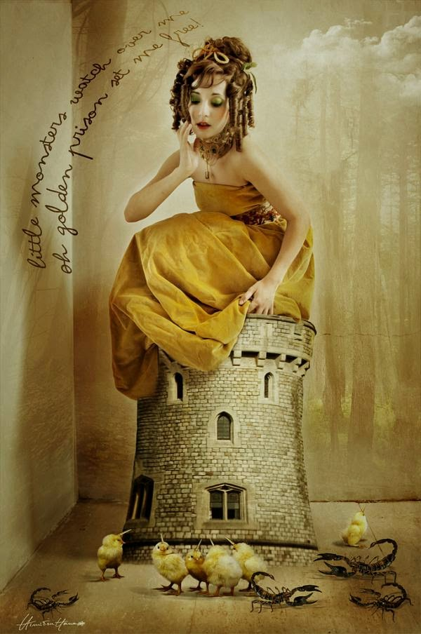 Photo Manipulations Photography by Chiara Fersini