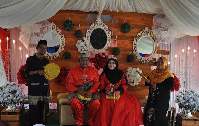 Majlis Perkahwinan Halim Idrus