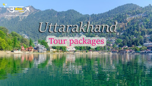 9 Night 10 Days - Uttarakhand Tour Packages From Delhi