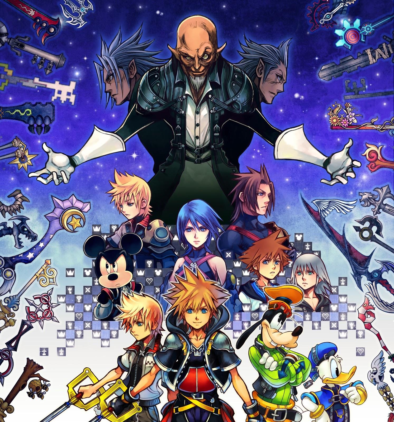 Kingdom Hearts cumple 15 años, la magia de Disney y Square Enix en los videojuegos