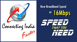 BSNL Faridabad Broadband Plans